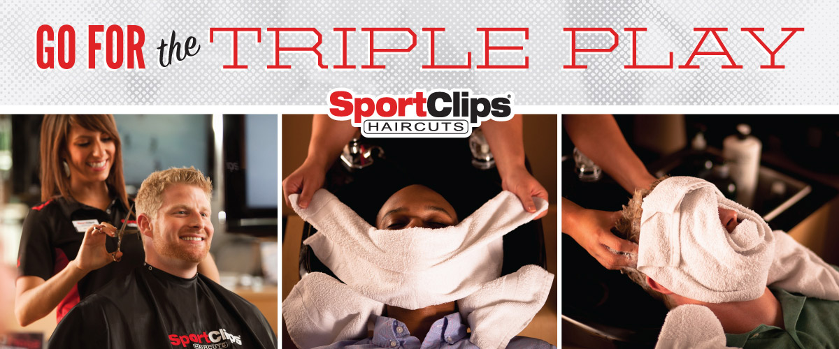 The Sport Clips Haircuts of Chandler - Hamilton High Triple Play